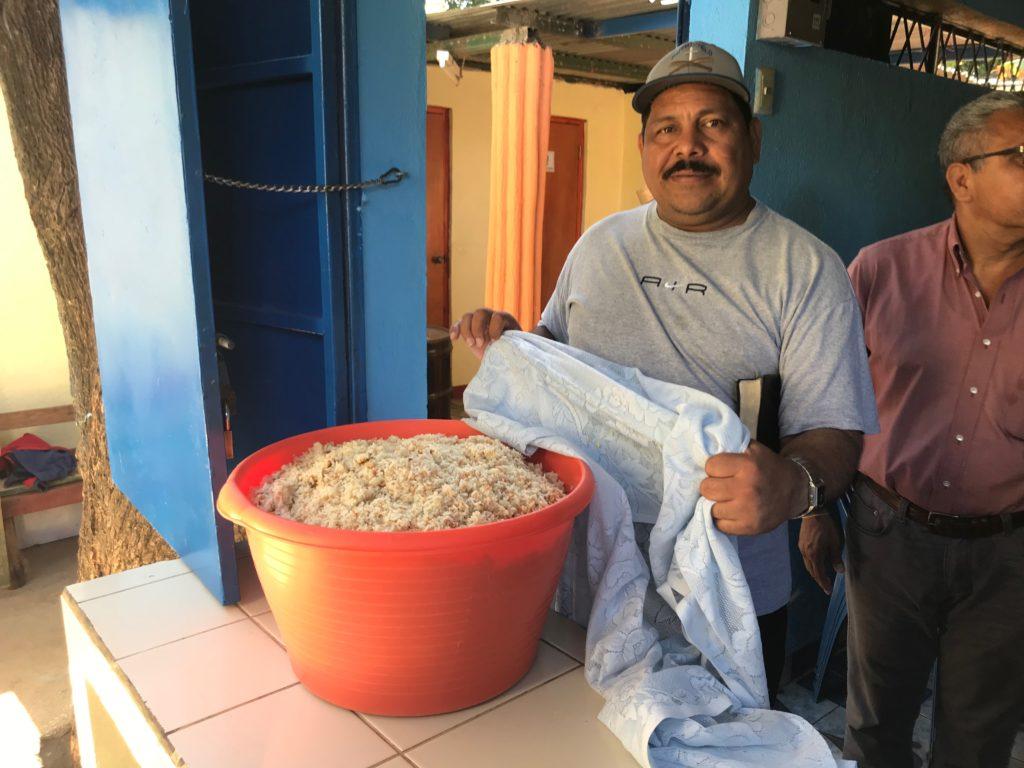 feeding program nicaragua