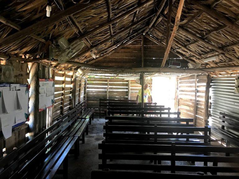 Church insides