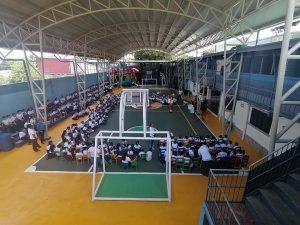 Nicaragua – A new roof – Praise God!