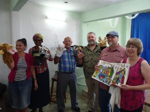 Cuba and Covid Update from Jacob Rempel