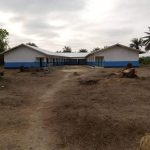 School Dedication in Liberia